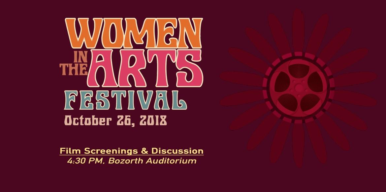 Women in the Arts Festival2018